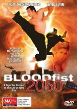 BLOODFIST 2050, MATT MULLINS, BEVERLEY LYNNE, BRAND NEW AND SEALED FREE POST