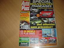 Auto plus N°1014 Citroën C6 2.2 HDi.Dodge Avenger CRD