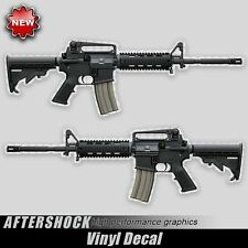 XM15 AR-15 gun decals assault rifle ar15 bushmaster sticker