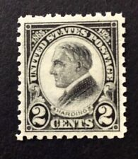 US Stamps, Scott #612 2c 1923, XF M/NH. Nice coloring and centering. Lg margins.