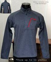 The North Face Canyonlands A7L7 1/2 Zip Pullover Gray Fleece Jacket Men's Sz M
