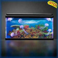 Calming Autism Aquarium Sensory LED Lights Toy Jelly Fish Stress Relieve SEN Kid