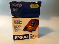 Genuine Epson Color Ink Cartridge S020191for Stylus 400/440/500/600/640 Expired