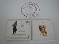 MILES DAVIS/AMANDLA(WARNER BROS. 925 873-2) CD ALBUM