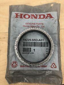 GENUINE HONDA 06-15 HONDA CIVIC MUFFLER DONUT GASKET 18229-S5D-A01 OEM