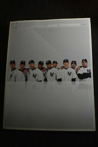 2006 OFFICIAL New York Yankees Yearbook Alex RODRIGUEZ Derek JETER Mantle MARIS
