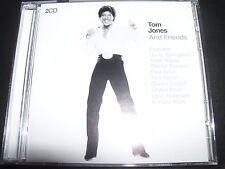 Tom Jones & Friends 2 CD – Like New