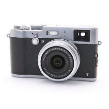 FUJIFILM Fuji X100T Silver shutter count 19600 shots