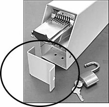 """Coin Box Guard Security System Cover For Whirlpool 4 1/4"""" x 4"""""""