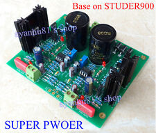 MJE15034 TL072 Regulator Power Supply Kits based on STUDER900 for Pre AMP DAC