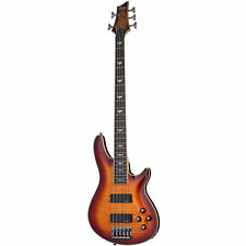 Schecter Omen Extreme-5 Vintage Sunburst VSB *B-Stock* 5-String Bass Guitar
