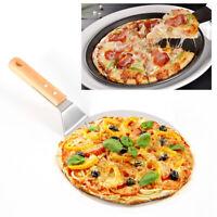 Pizzawender Holzgriff 43.5cm Pizzaschaufel Pizzaheber Pizzaschieber Bratenwender