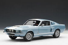 1:18 Autoart Shelby Mustang gt500 (Blue/White Stripes) 1967