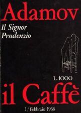 Il Caffè Politico Letterario. Anni 1959-1977