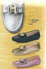 SCHUHE MOKASSIN SLIPPER von PIA Fashion rose  Gr. 39 ( 5,5 )