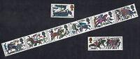 GB 1966 Commemorative Stamps~Hastings~Phosphor~Unmounted Mint Set~UK Seller