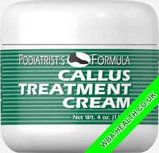 PURITANS PRIDE CALLUS TREATMENT CREAM PODIATRIST'S FORMULA (363)