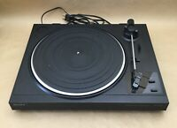 Vintage Sony Model PS-LX120 Stereo Turntable System Stervo Controlled Turntable