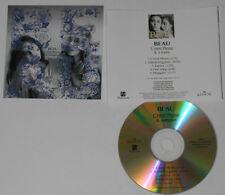 Beau - C'mon Please Five Song Sampler - Promo CD Single
