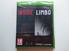INSIDE + LIMBO DOUBLE PACK XBOX ONE PAL-ESP PRECINTADO SEALED