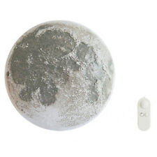 LED Moon Wall Light Infrared Remote Control Can Display 12 Kinds Of Moon Phase