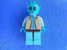 LEGO star wars personnage-Greedo avec imprimés pauvres - 4501 (rm029)