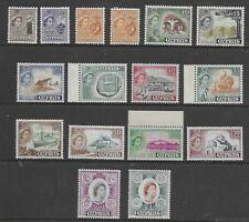 CYPRUS, the first QEII DEFINS.2m - £1 fresh LM MINT
