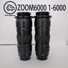 1pcs Navitar Zoom6000 1 6000 Manual Zoom 0745 Times Lens Real Shot