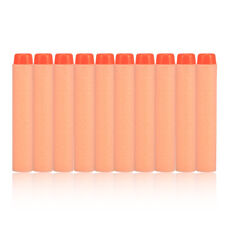 Lot 100-1000Pcs Soft Foam EVA Bullet Darts For Kids Toy Gun Blasters Gift