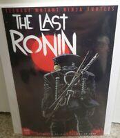 The LAST RONIN 1 First Print UNREAD NM Teenage Mutant Ninja Turtles Comic, Mint