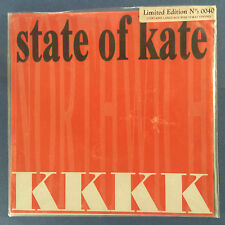 State Of Kate - KKKK Kill The Ku Klux Klan / Green Room / Infection - POSTER
