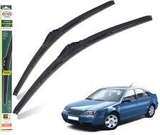 "VW Bora 2002-2005 replacement wiper blades HEYNER HYBRID 21""19""SL FRONT"