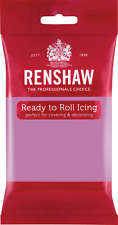 Renshaw Regalice Icing Ready Roll Colour Decorating Sugarpaste 250g 500g 1kg 2kg