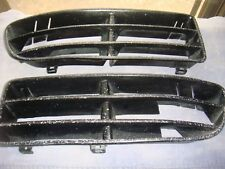 used 99-05 VW Jetta MK4 front bumper lower side grill set 1J5 853 665A &666B Mex