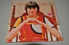 Mireille Mathieu - Merci - Multi FOC mit Poster -Pop 70er -Vinyl Schallplatte LP