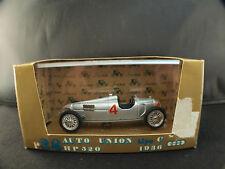 Brumm Oro R38 Auto Union tipo C 1936 neuf en boite MIB