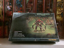 Warhammer 40.000 Tyranid Carniflex Nuevo Plastico y Metal