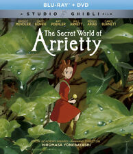 The Secret World Of Arrietty [New Blu-ray] 2 Pack, Widescreen