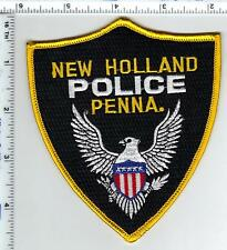 New Holland Police (Pennsylvania) Shoulder Patch from 1991