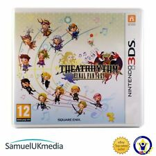 Theatrhythm: Final Fantasy (Nintendo 3DS) **GREAT CONDITION**