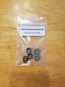 COBP Speedplay Frog Bike Pedal Replacement Bearing and Seal Kit