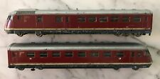 Lima HO VS/VT 08 513 Class Powered European Passenger Car Set Vintage Tested