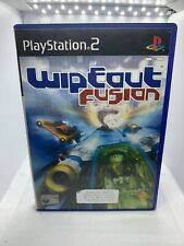 Wipeout Fusion - PS2
