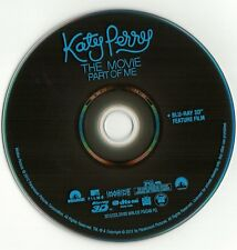 Katy Perry: The Movie Part of Me 3D (3D Blu-ray disc)