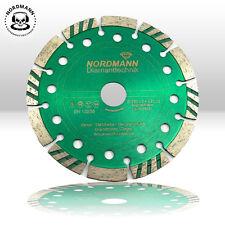 12 Diamante Disco Ø 125 per BAIER BDN 125 granito cemento disco bdn125