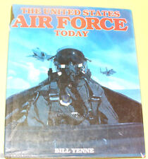 U.S. Air Force Today 1986 Great Aircraft Pictures Nice SEE!