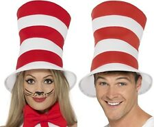 Smiffys 42920 Adult Cat in The Hat (one Size)