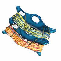 High Quality Quad Line Power Kite Line Dyneema Material Landboarding Kitesurfing