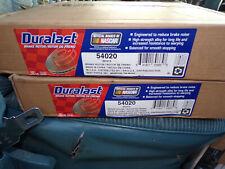 2 - 54020 Duralast Brake Rotor Set Ford F150 F150 Truck 1994 1995 1996 94 95 96