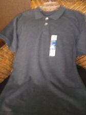Faded Glory Boy's Junior's Polo Shirt Short Sleeve Size XL 14-16  NEW*